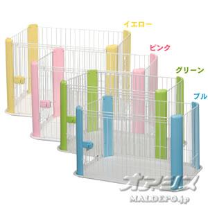 ペット カラーサークル アイリスオーヤマ カラーサークル CLS-960 ブルーカラーサークル CLS-96...