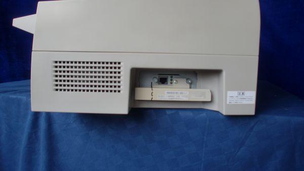 【最大10%OFFクーポン配布中】プリンター ドットプリンター FUJITSU FMPR5610G パラレル USB 有線LAN接続対応 ドットインパクトプリンタ 整備清掃済