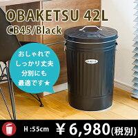 黒バケツCB45