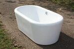 浴槽バスタブ浴槽幅1590浴槽バスタブ浴そうお風呂置き型洋式バス浴室露天風呂風呂桶アクリル製バスタブKOA351