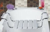 シャワーチェアー椅子チェア介護風呂椅子いす風呂介護用品風呂イス介護用イスチェアーお風呂バス用品バスチェア入浴浴室用椅子(イス)KOC-BS01