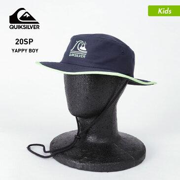QUIKSILVER クイックシルバー キッズ サーフハット AQKHA03284 ビーチ ぼうし 帽子 プール アウトドア 海水浴 ジュニア 子供用 こども用 男の子用