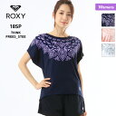 【キャッシュレス5%還元】 ROXY ロキシー レディース 半袖 Tシャツ RST181517 ティーシャツ トップス UVカット 女性用