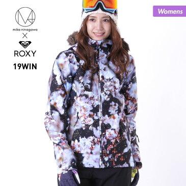 ROXY/ロキシー レディース スノーボードウェア ジャケット ERJTJ03186 蜷川実花コラボモデル スノーウェア スノボウェア スキーウェア 上 スノージャケット 女性用