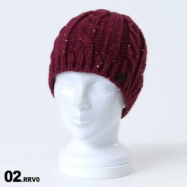 ROXY/ロキシー レディース ニット帽 シングル ERJHA03413 ビーニー 帽子 ぼうし ニットキャップ スキー スノーボード スノボ 防寒 女性用