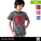 DC SHOES/ディーシー キッズ 半袖 Tシャツ 7126J603 ティーシャツ ロゴ プリント 男の子用 子供用 こども用 人気 ブランド おしゃれ B系