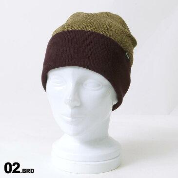 VOLCOM/ボルコム メンズ ニット帽 J5851910 シングル ビーニー ニットキャップ 防寒帽子 ぼうし スキー スノーボード スノボ 男性用