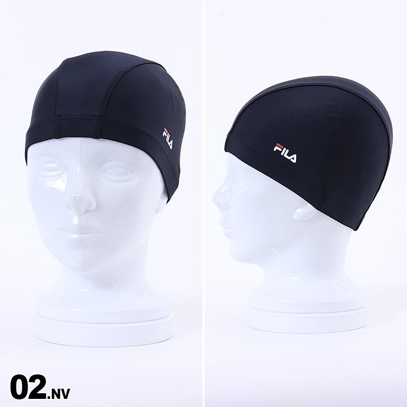 FILA/フィラレディーススイムキャップ315-215水泳帽ぼうし帽子スイミングキャップ女性用