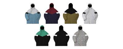 ジャケット7種