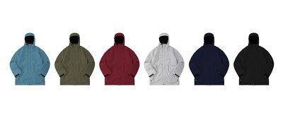 ジャケット6種