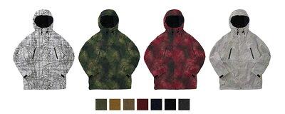 ジャケット4種 パンツ7種