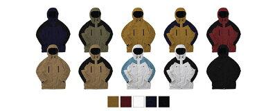 ジャケット10種 パンツ5種