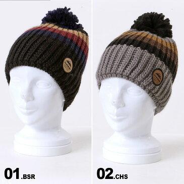 DAKINE/ダカイン メンズ シングル ニット帽 AI232-933 ニットキャップ ビーニー ぼうし 帽子 ポンポン付き 防寒 スキー スノーボード スノボ 男性用