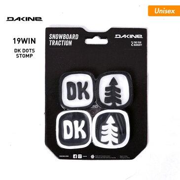 エントリーP5倍 DAKINE/ダカイン メンズ&レディース デッキパッド AI232-975 デッキパット ストンプパッド スノーボード板 滑り止め 男性用 女性用