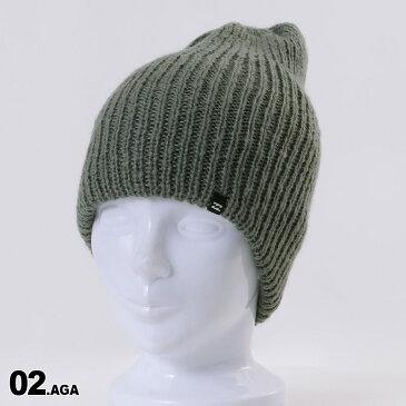 BILLABONG/ビラボン レディース シングル ニット帽 AI01L-902 帽子 ぼうし ニットキャップ ビーニー スキー スノーボード スノボ 女性用