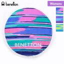 BENETTON/ベネトン レディース ラウンドタオル 22...