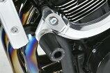 スーパーSALE期間限定価格【送料無料】【メーカー取寄品】OVERRacingオーバーレーシングZ900RSエンジンスライダーシルバー左右セットシルバーアルマイト仕上げ