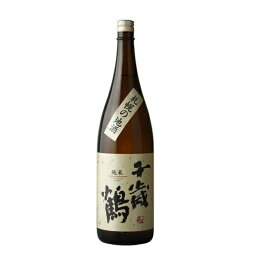 千歳鶴 「純米・札幌の地酒」720ML