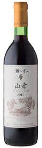 十勝ワイン「山幸(やまさち)」《赤》【中重口】720ml、2017年〜2018年