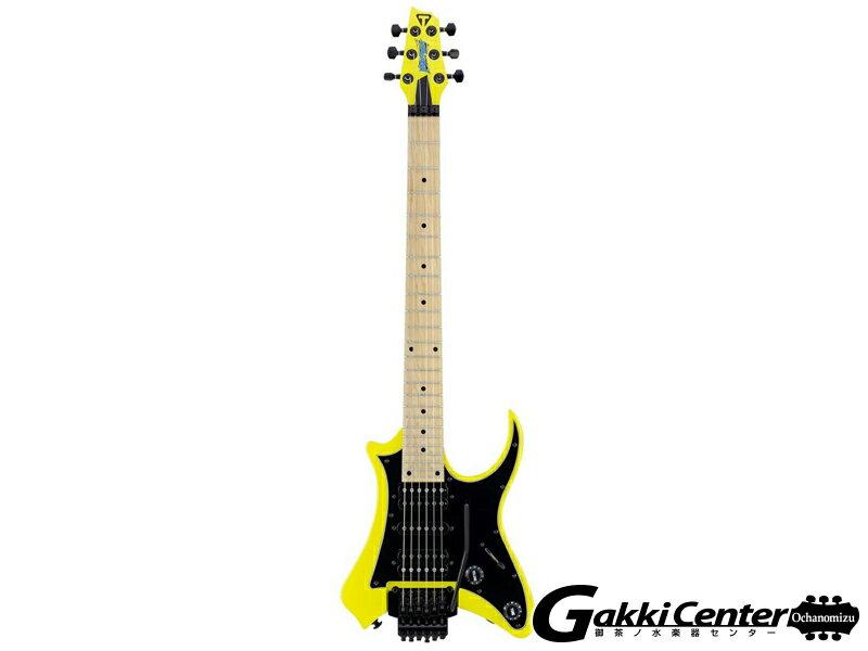 ギター, エレキギター TRAVELER GUITAR Vaibrant Standard V88S(Electric Yellow)