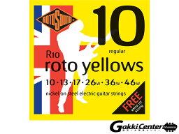 ROTOSOUNDR10Regular(.010-.046)