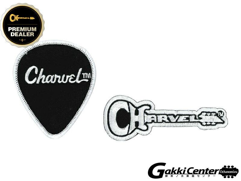 バッグ・小物・ブランド雑貨, その他 Charvel Velvet Patches