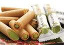 クリームロール 抹茶の里32本入り(8本×4袋)/ネコポス送料無料/人気の抹茶菓