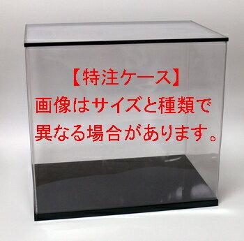 フィギュアケース ディスプレイケース コレクションケース 人形ケース 折りたたみ式ケース 横幅50×奥行32×高さ35(cm) 透明プラ 代引き決済不可・・・ 画像1