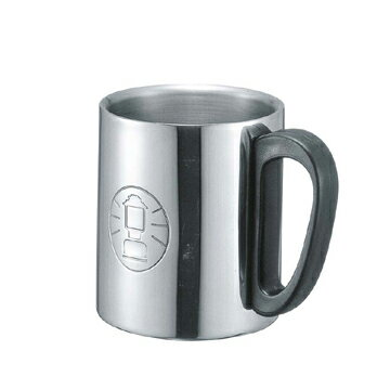 コールマン(Coleman) マグカップ・コップ ダブルステンレスマグ 300 (ブラック) 170a5023 調理用品 食器類 キャンプ アウトドア
