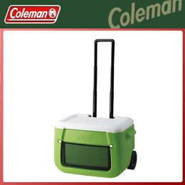 Coleman(コールマン)/パーティースタッカーホイール付/50QT/グリーン/クーラー・ジャグ