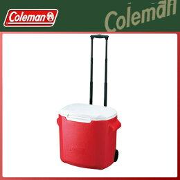 Coleman/コールマン/ホイールクーラー/28QT/(レッド)/クーラーボックス