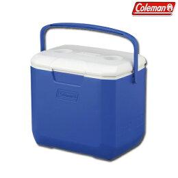 Coleman(コールマン)/エクスカーション/クーラー/30QT/(ブルー/ホワイト)/クーラーボックス