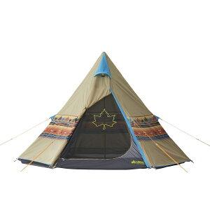 個性的にキャンプをアレンジ♪【あす楽】 【ポイント5倍】 LOGOS ナバホTepee 300 /ロゴス |LOG...