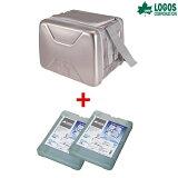 折り畳み式クーラーボックスおでかけセットXL(強力保冷剤2個付き)