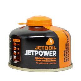 ジェットボイル(JETBOIL)/ジェットパワー100G/ガス/カートリッジ/キャンプ/ツーリング/登山/トレッキング/モンベル/アウトドア