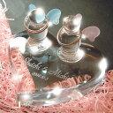 リングピローハートステージ天使のリングピロー,結婚祝い,結婚記念,ギフト,クリスマス【RCP】
