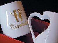 ペアマグカップ プレゼント クリスマス ブライダル ペアマグ