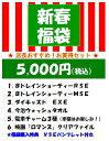 1月5日発送指定【期間限定】「5,000円(税込)新春福袋」