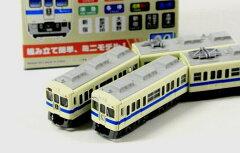 小田急電鉄オリジナル商品。2004年に販売されたシリーズ第2弾の5000形が7年ぶりに復刻です。1月...