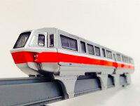 小田急電鉄モノレール500形Nゲージ鉄道模型(ディスプレイ専用モデル)