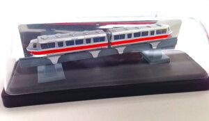 小田急電鉄モノレール500形+多目的ミニケースのセットです。小田急電鉄モノレール500形+多目...