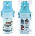 新入学・入園のお子さまへの贈り物としても最適なロマンスカー・ワンタッチボトル水筒※3月24日(火)から順次発送