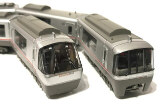 【10月21日10時発売開始】Bトレインショーティー30000形EXEα5両セット(TRAINS限定鉄カード付き)