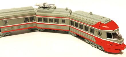 【10月21日10時発売開始】Bトレインショーティー3000形SSE3両セット(TRAINS限定鉄カード付き)