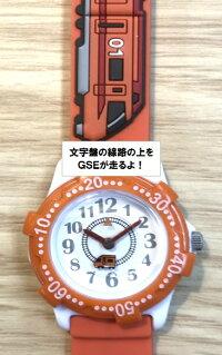 【腕時計】GSEトレインデコウォッチ