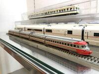 A2153小田急ロマンスカー・SSE(3000形)Nゲージ鉄道模型5両セット(TRAINS購入特典付)