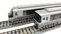 A6597小田急ロマンスカー・EXEα(30000形)Nゲージ鉄道模型増結4両セット(TRAINS購入特典付)