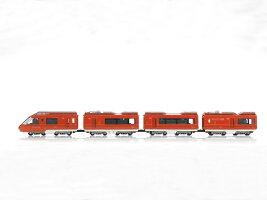 Bトレインショーティー70000形GSE4両セット(TRAINS購入特典鉄カード付き)