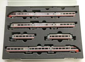 Nゲージ鉄道模型TOMIX製小田急ロマンスカー7000形LSE(LastRun)セット【TRAINS購入特典付き】