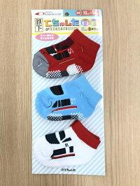 【ベビー用靴下】てちゅした3Pセット(GSE・MSE・VSE)